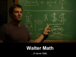 Walter Math by zayabird