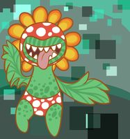 petey piranha by Tiger-Puppy