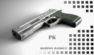 handgun by peterku
