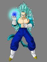 Vegetto ssj8 by theothersmen