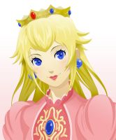 Princess Peach 3 by Rainemaster