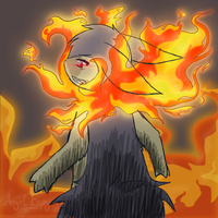 JMM: Eruption by Espyfluff