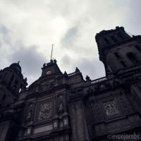 Mexico City IV by evanjacobs