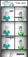 Minecraft Comic: CraftyGirls Pg 107 by TomBoy-Comics