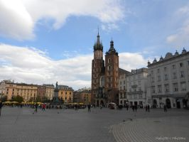 Krakow (November 2014), Poland by MaRyS90