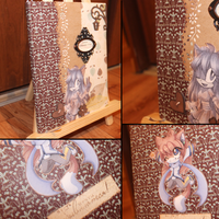 My school diary ouo by aisuchi