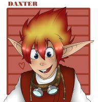 Daxter by BliTZ-GiRl