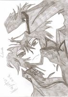 Lelouch Lamperouge by EnvyiousAnimated