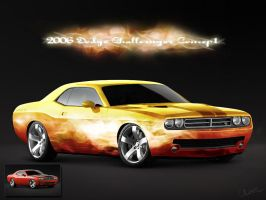 2006-dodge-challenger-concept2 by abbe-rocks