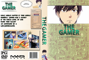 [The Gamer] Fan Made DVD Cover by TrNxSLAYER