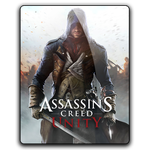 Assassin's Creed UNITY gameicon by Ahssassin0