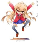 Taiga of the anger by gofu-web