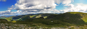 Lake District Panorama by Rustmouth