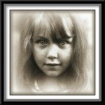Female Child Portrait 02 by TexManson
