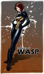 Riddle1 as Wasp Colours by renderstan
