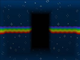 SCP-087-Nyan mod +download by Finnyeh