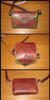 Commissionned handbag by akinra-workshop