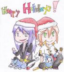 Tales of the Holidays by The-Adorable-Psycho