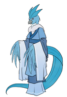 Articuno by silverwinglie