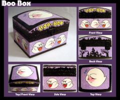 The Boo Box by Tomo-Chi
