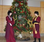 Christmas with Mai and Zuko by rawien