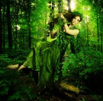 Mother Nature by VampyrEmpress