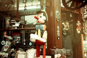 Mister Geppetto by Pis7li
