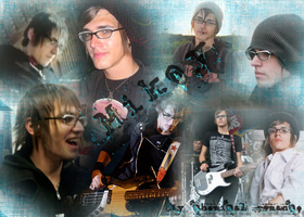Mikey Way by UntiedxConverse
