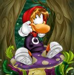Happy 20th Rayman~ by shaloneSK