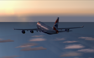 BA 744 To LAX 1 by IFlySNA94