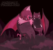 Dark Romantic Places by Pokeaday
