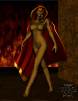 3dcandelagreene-1stladyquick-quick Heat By Trekkie by zenx007