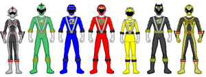 Power Rangers RPM by heavenlymythicranger