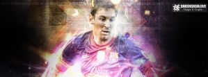 Messi Cover 2012 by DARSHSASALOVE