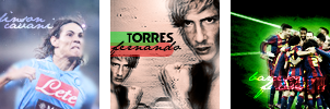 Cavani, Torres, Barca Icons by madeinjungle