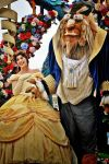 Beauty and her Beast by AmbyLeigh