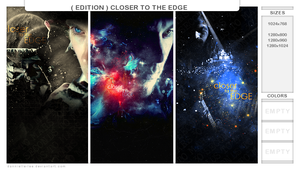 EDITION - closer to the edge by dannielle-lee