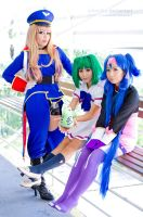 Macross Frontier:::::: by Witchiko
