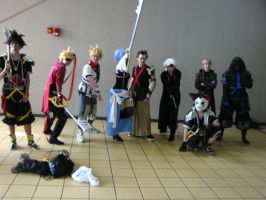 Matsuri '12: KH Group I by VeneficusMagister