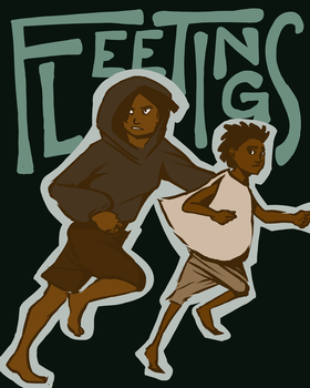 fleetings chapter 1 title card by saramonel
