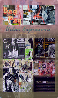 Urban Espressions pack by Baq-Stock