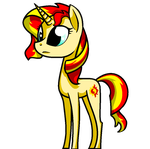 Sunset shimmer by SongMina