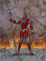 Lord Zedd by Heart0fInk