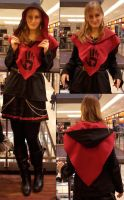 The Dark Brotherhood blouse by Quarval