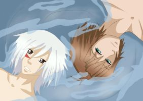 Taki and Izao by Song95