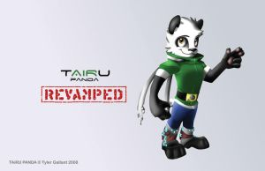 TAiRU PANDA, REVAMPED by super-tuler