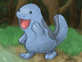 Lost Quagsire by Marriland