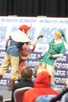 MCM Expo Masquerade Skyward Sword Group 1 by Ultramarine619