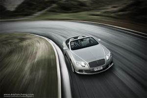 Bentley Continental GT by eastonchang
