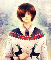 sweater with henriks by Endiria